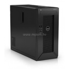 Dell PowerEdge Mini T20 2X250GB SSD Xeon E3-1225v3 3,2|32GB|0GB HDD|2x 250 GB SSD|NO OS|3év szerver
