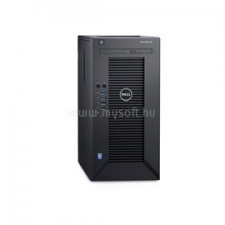 Dell PowerEdge Mini T30 | Xeon E3-1225v5 3,3 | 8GB | 2x 250GB SSD | 2x 2000GB HDD | nincs | 3év (PET30_235934_S2X250SSDH2X2TB_S) szerver