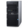 Dell PowerEdge T130 Tower H330 | Xeon E3-1220v6 3,0 | 8GB | 1x 1000GB SSD | 1x 2000GB HDD | nincs | 3év (DPET130-70_S1000SSDH2TB_S)
