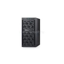 Dell PowerEdge T140 Tower H330 1x E-2246G 1x 365W iDRAC9 Express 4x 3,5 | Intel Xeon E-2246G 3,6 | 8GB DDR4_ECC | 2x 500GB SSD | 1x 1000GB HDD szerver