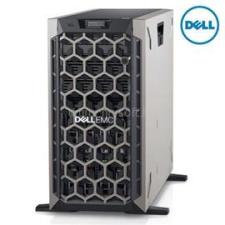 Dell PowerEdge T440 Tower H730P+ 1x 4208 2x 495W iDRAC9 Enterprise 8x 3,5   Intel Xeon Silver-4208 2,1   64GB DDR4_RDIMM   1x 250GB SSD   2x 2000GB HDD szerver