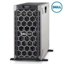 Dell PowerEdge T440 Tower H730P+ 1x 4208 2x 495W iDRAC9 Enterprise 8x 3,5 | Intel Xeon Silver-4208 2,1 | 64GB DDR4_RDIMM | 2x 1000GB SSD | 2x 4000GB HDD szerver