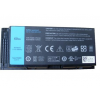 Dell R7PND 4400 mAh 6 cella fekete notebook/laptop akku/akkumulátor utángyártott