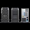 "DELL SRV Dell EMC torony szerver PE T440 (3.5""), 1x 10C S4114 2.2GHz, NoRAM, NoHDD, H730P+, iD9 En., (1+1)."