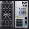 """DELL SRV Dell EMC torony szerver PE T440 (3.5""""), 1x 8C S4110 2.1GHz, 1x32GB, 4x4TB + 4x 8TB NSAS; H730P+, iD9 En., (1+1)."""