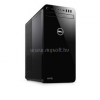 Dell XPS 8930 Mini Tower | Core i7-8700 3,2|32GB|240GB SSD|0GB HDD|nVIDIA GTX 1070 8GB|MS W10 64|3év (XPS8930_254066_32GBS2X120SSD_S)