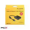 DELOCK 62611 mini displayport 1.2 - hdmi aktív adapter