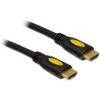 DELOCK 82455 HDMI Ethernet kábel, 5m