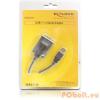 DELOCK Adapter USB 1.1 > 1 x Serial