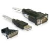 DELOCK Adapter USB 2.0 -> 1 x Serial (61308)