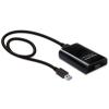 DELOCK Adapter USB 3.0 -> HDMI with Audio (61943)