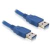 DELOCK Cable USB 3.0 type A male / male 5m (82537