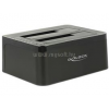 DELOCK Dual Docking Station SATA HDD > USB 3.0 with Clone Function (DL62661)