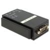 DELOCK Ethernet LAN > soros RS-232 átalakító