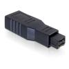 DELOCK Firewire 6/9 (IEEE-1394) F/M adapter