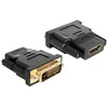 DELOCK HDMI (F) > DVI 24+1 pin (M) adapter