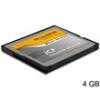 DELOCK ipari Compact Flash 4 GB kártya (54200)