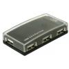 DELOCK külső USB 2.0 HUB (4 porttal)