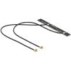 DELOCK MHF/U.FL-LP-068 TWIN antenna