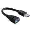 DELOCK USB 3.0 hosszabbító kábel 1m Delock 82538