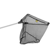 Delphin Delphin merítőhalló műanyag fejcsatlakozással 70x70/200cm háló, szák, merítő