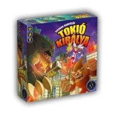 Delta Vision Tokió királya társasjáték