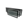 DEMCIFLEX Porszűrő 480mm radiátorhoz - fekete/feke