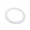 Demciflex porszűrő 92mm, kerek - fehér / fehér