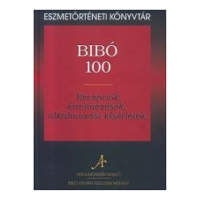 Dénes Iván Zoltán (szerk.) BIBÓ 100 - RECEPCIÓK, ÉRTELMEZÉSEK, ALKALMAZÁSI KÍSÉRLETEK társadalom- és humántudomány