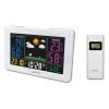 Denver Electronics Többfunkciós időjárás állomás Denver Electronics WS-540 Fehér