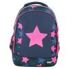 Depesche Vertrieb GmbH TopModel iskolai hátizsák, sötétkék, csillagos, átfordítható flitteres, Navy