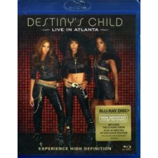 Destiny's Child - Live In Atlanta (Blu-ray) rock / pop