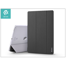 Devia Apple iPad Pro 10.5/iPad Air (2019) védőtok (Smart Case) on/off funkcióval - Devia Light Grace - black tablet tok