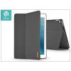 Devia Apple iPad Pro 10.5 védőtok (Smart Case) on/off funkcióval - Devia Flax Flip - black