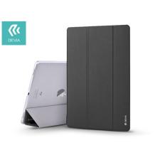 Devia Apple iPad Pro 12.9 (2018) védőtok (Smart Case) on/off funkcióval - Devia Light Grace - black tablet tok