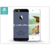 Devia Apple iPhone 5/5S/SE hátlap - Devia Smart - crystal clear