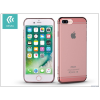 Devia Apple iPhone 7 Plus hátlap - Devia Glimmer 2 - rose gold