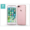 Devia Apple iPhone 7 Plus/iPhone 8 Plus hátlap - Devia Glimmer - rose gold