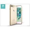 Devia Apple iPhone 7 Plus szilikon hátlap - Devia Glitter Soft - champagne gold