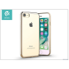 Devia Apple iPhone 7 szilikon hátlap - Devia Glitter Soft - champagne gold