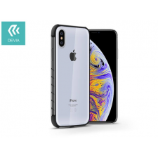 Devia Apple iPhone X/XS hátlap - Devia Dulax - black tok és táska