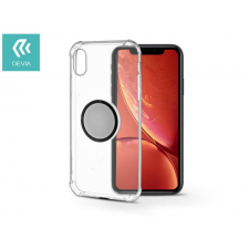 Devia Apple iPhone XR hátlap - Devia Grip - transparent tok és táska