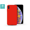 Devia Apple iPhone XS Max hátlap - Devia Nature - piros