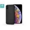 Devia Apple iPhone XS Max hátlap - Devia Ultra-Thin - black