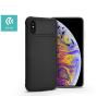 Devia Apple iPhone XS Max szilikon hátlap - Devia Shark-1 - black