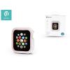 Devia Apple Watch 4 védőtok - Devia Dazzle Series 44 mm - fehér/pink