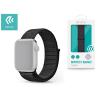 Devia Apple Watch lyukacsos sport szíj - Devia Deluxe Series Sport3 Band - 38/40 mm - black