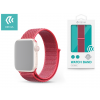 Devia Apple Watch lyukacsos sport szíj - Devia Deluxe Series Sport3 Band - 38/40 mm - hibiscus