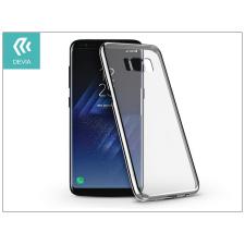 Devia Samsung G950F Galaxy S8 hátlap - Devia Glimmer - silver tok és táska