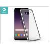 Devia Samsung G955F Galaxy S8 Plus hátlap - Devia Glitter Soft - silver